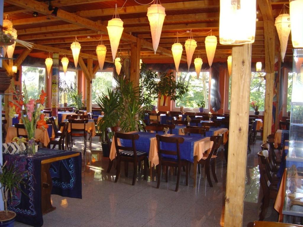Afrikanisches Restaurant Ada's Buka
